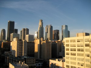 The view from the roof of my loft