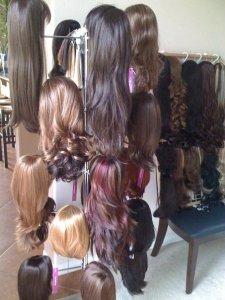 Wigs Galore!