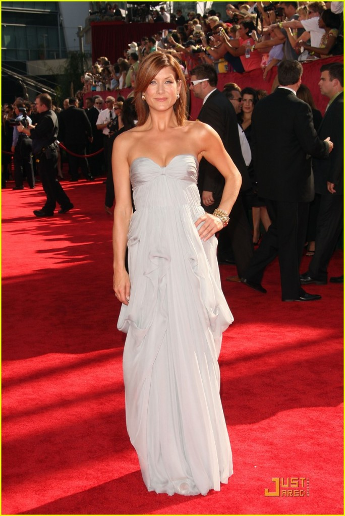 Kate Walsh at the 2009 Emmy Awards